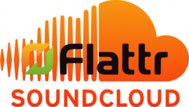 Soundcloud + Flattr