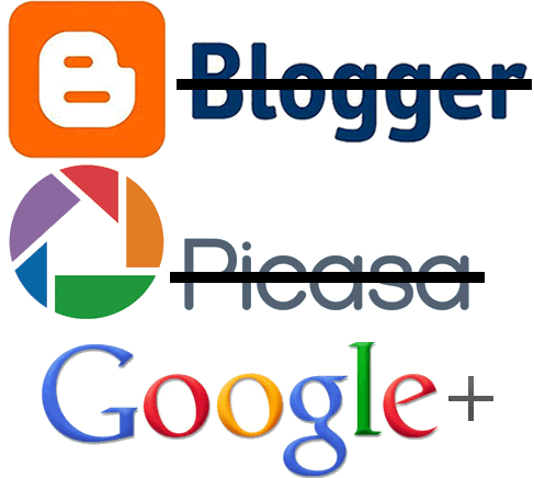 Google Rebranding Blogger and Picasa in Google+