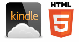 Kindle HTML5 Web App