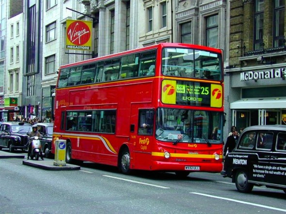 London Bus Countdown from TfL