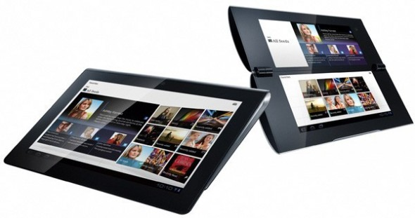 Sony tablets S and P available for pre-order
