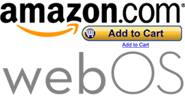 Amazon To Acquire WebOS?