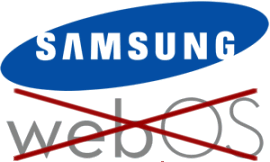 Samsung Says No To WebOS