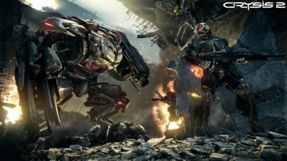 Crysis 2 - Most Downloaded Games 2011