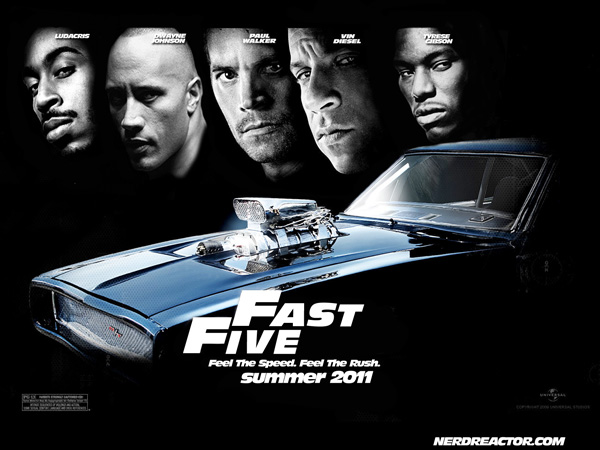 Fast Five - Most Pirated Film 2011