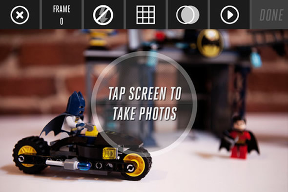 Lego Offers Free App To Make Stop-Motion Super Hero Movies | TechFruit