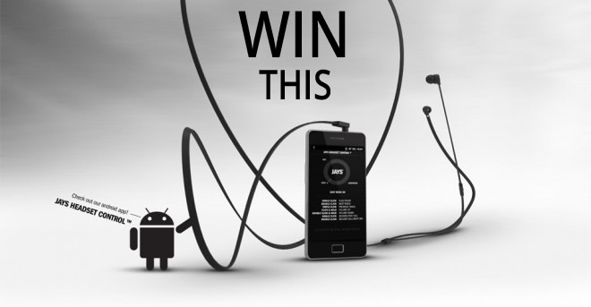 Win a pair of a-Jays One+ headphones