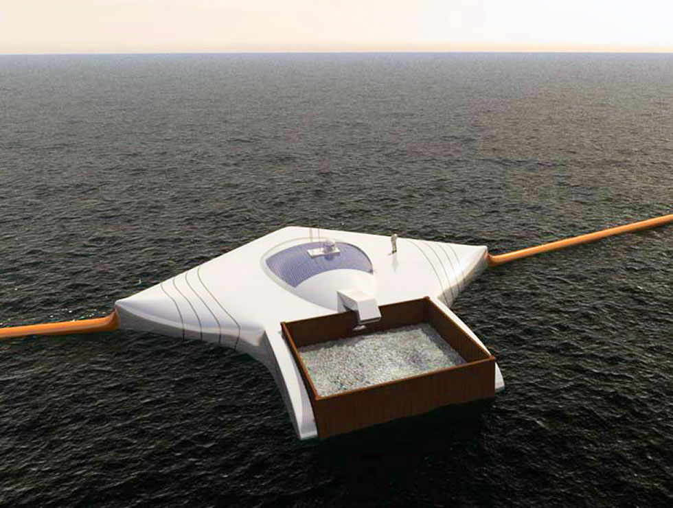 Ocean Cleanup Array