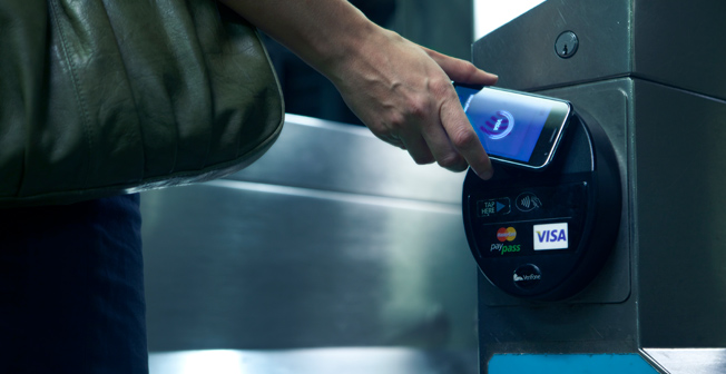 NFC mobile payments