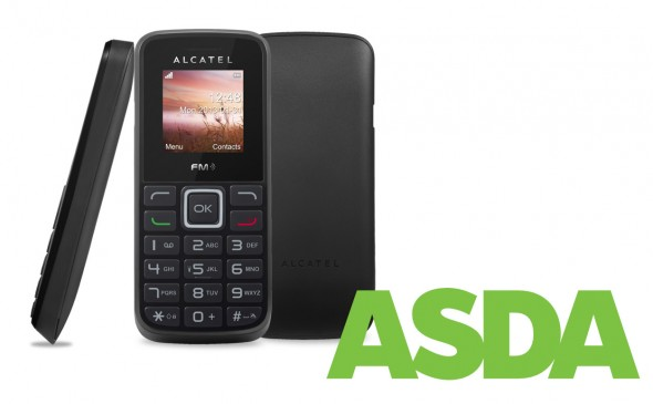 Alcatel 1010 at ASDA