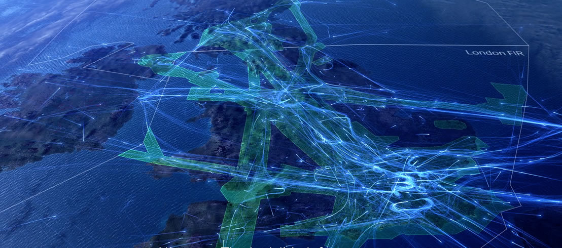 UK air traffic