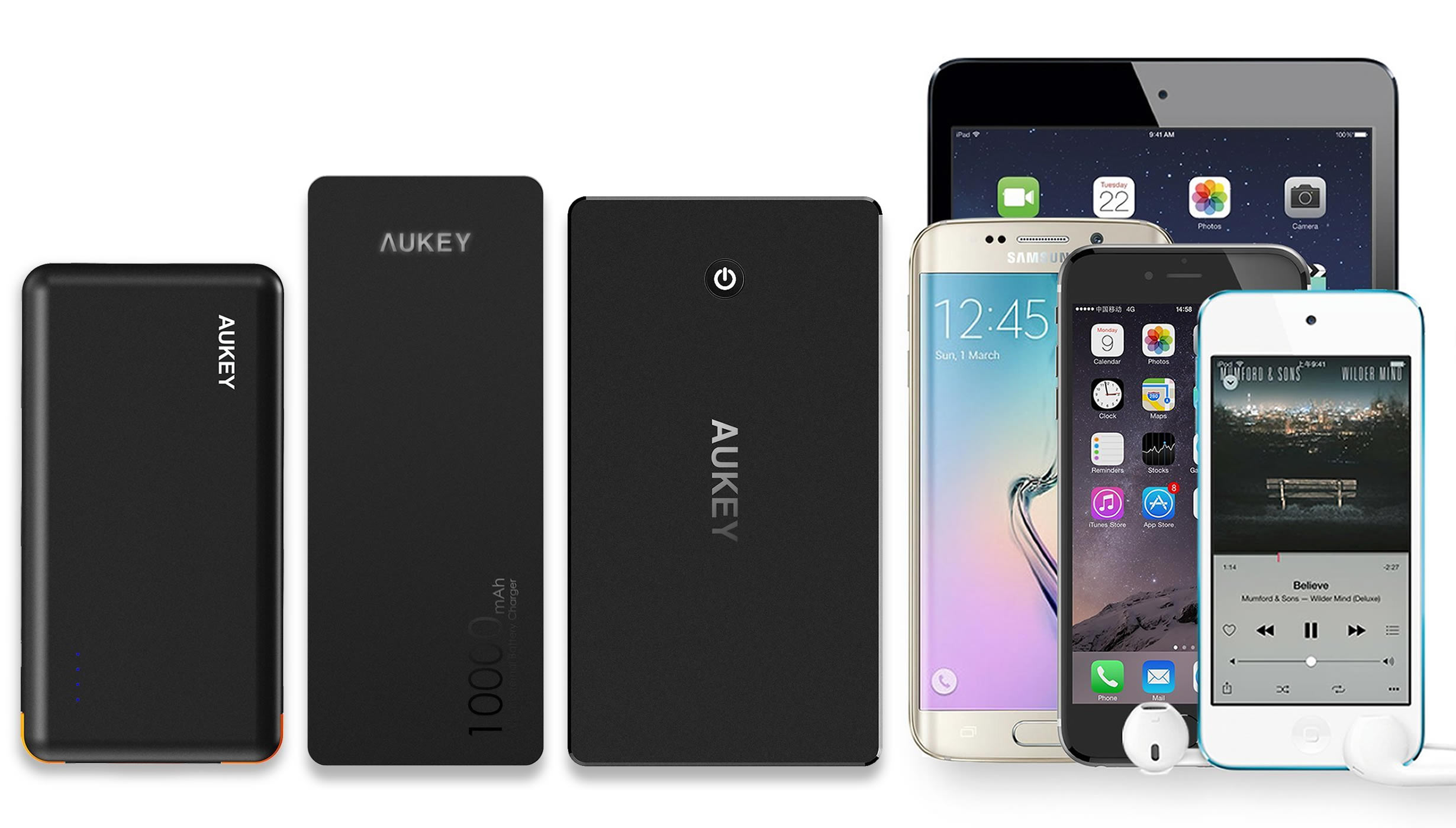 AUKEY power banks