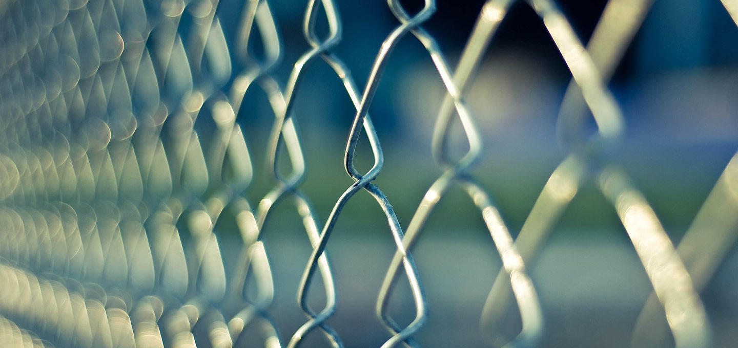 Mesh fence / Security