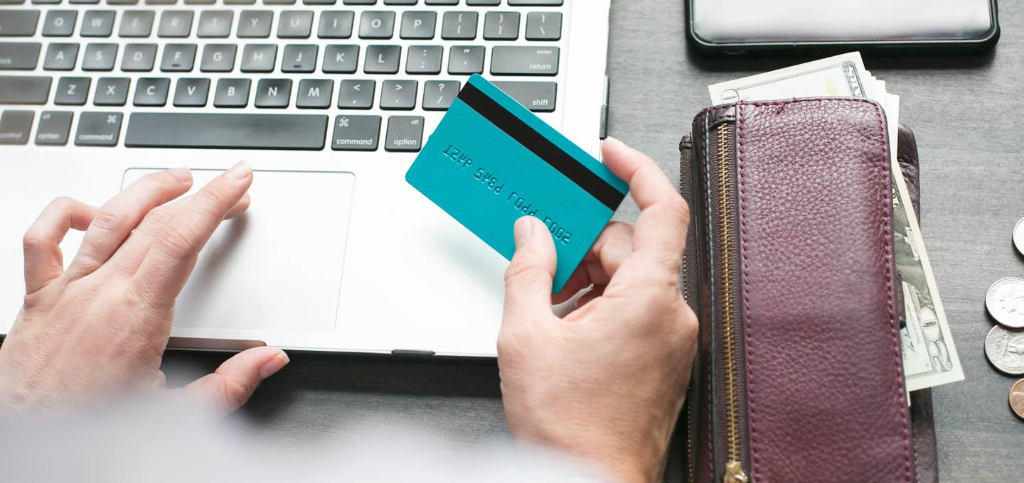 Online card payment
